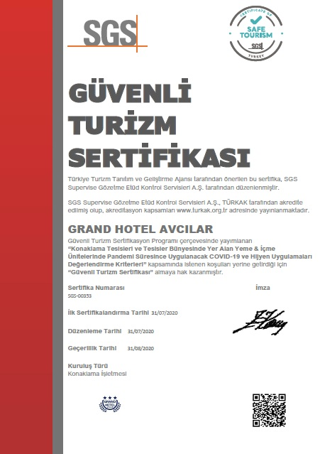 guvenli-turizm-sertifikasi
