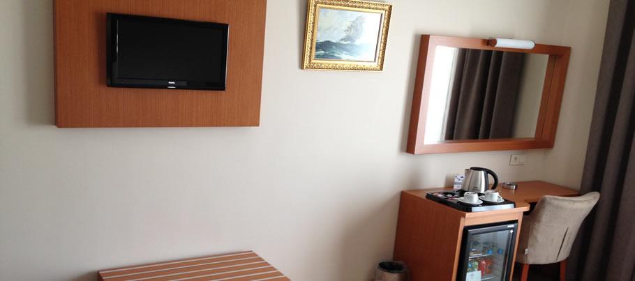 Grand Avcılar Hotel | TEK KİŞİLİK ODA