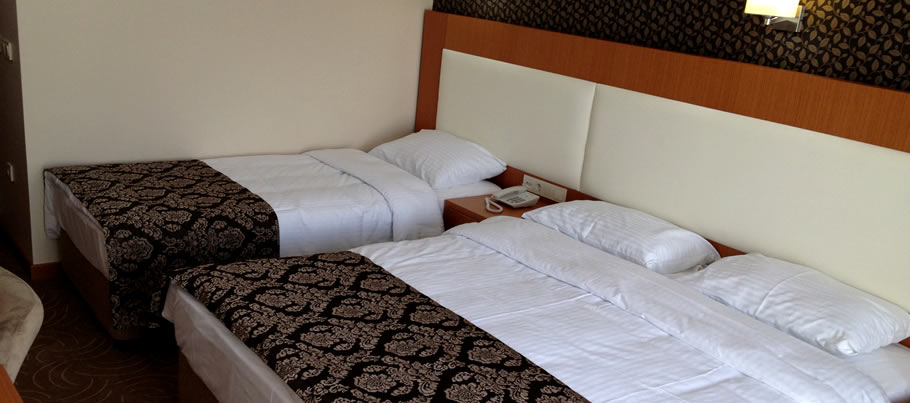 Grand Avcılar Hotel | ÜÇ KİŞİLİK ODA