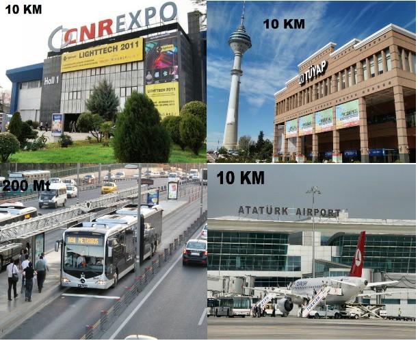 Tüyap Otel |Tüyap Otelleri |İstanbul Fuar Oteli