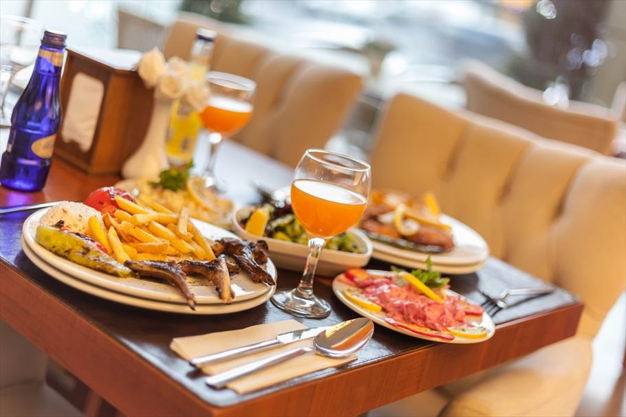 otel yemek