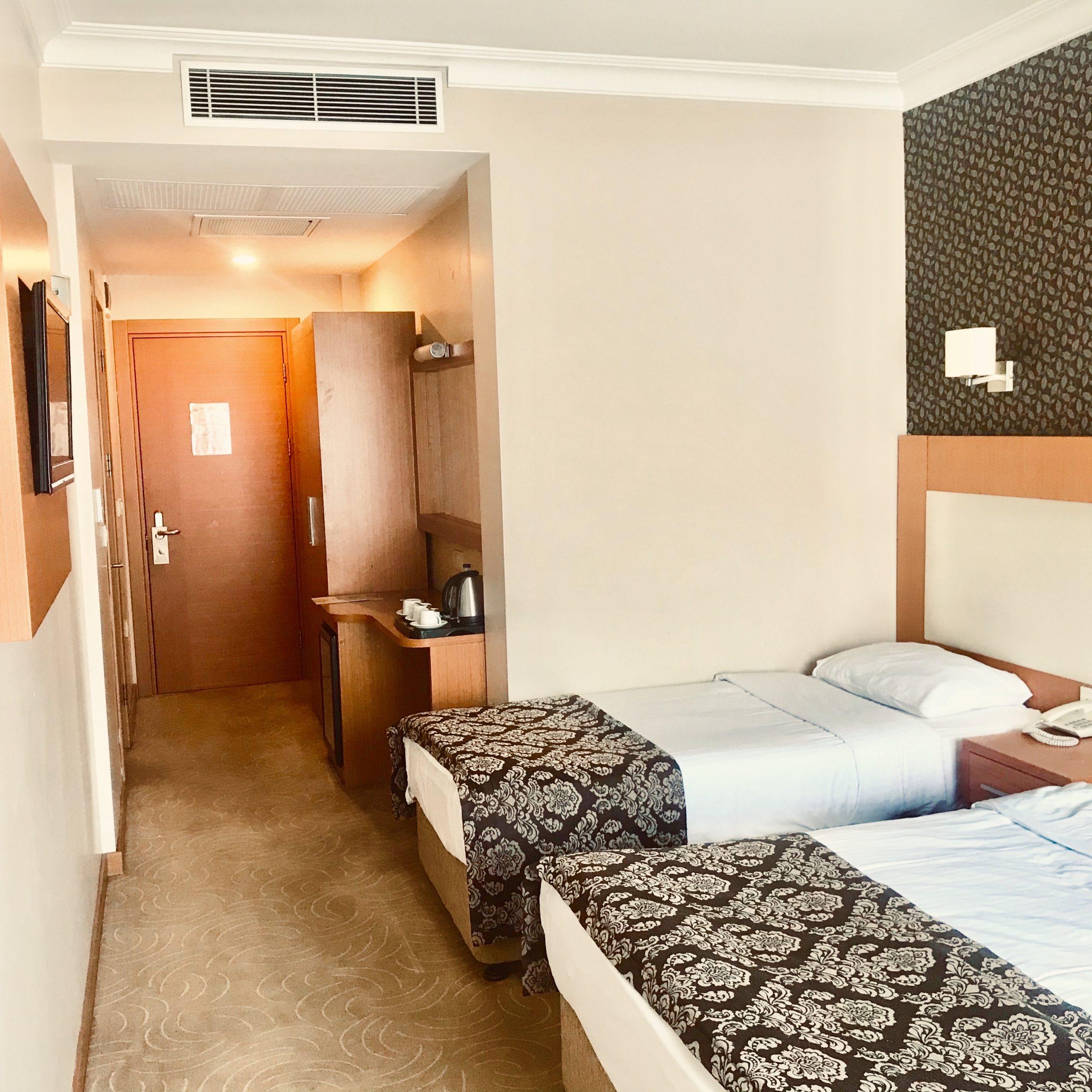 tuyap fuar merkezine yakın otel rezervasyonu icin oda